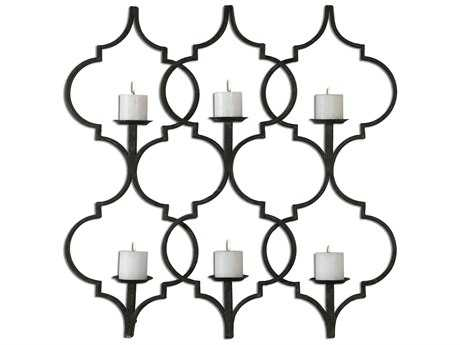 Uttermost Zakaria Metal Candle Wall Sconce UT13998