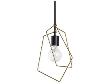 Vermont Modern Filament 10'' Wide Mini Pendant Light VMT151030