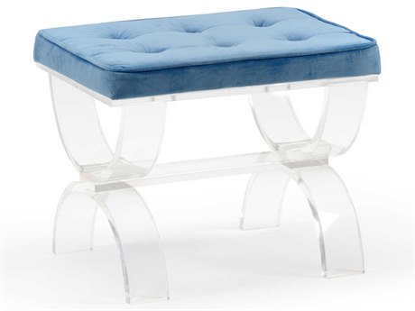 Wildwood Lamps Blue Accent Bench WL490173