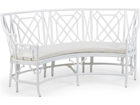 Wildwood Lamps White / Off Accent Bench