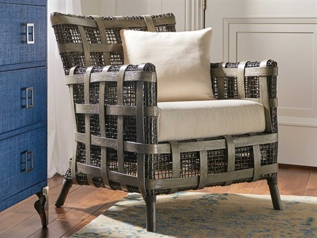 Wildwood Lamps Gray / Off White Accent Chair WL490155