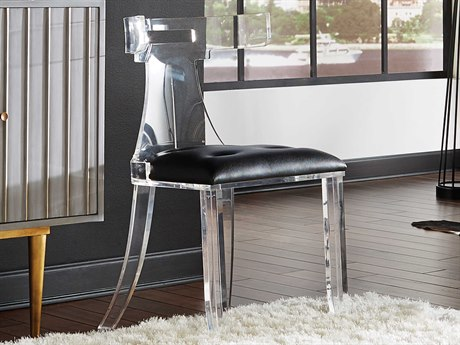 Wildwood Lamps Black Accent Chair WL490168
