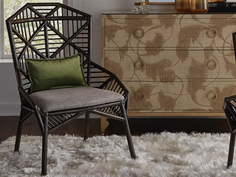 Wildwood Lamps Cappicino / Grey Flax Accent Chair WL490228