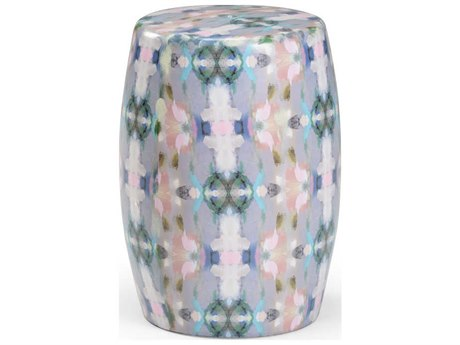 Cyan Design Walnut Summer Swirl Stool C305984