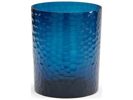 Wildwood Lamps Baltic Saphire Vase WL301226