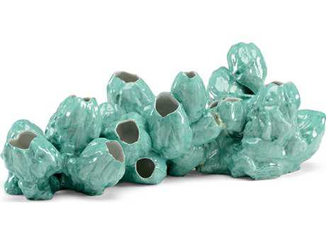 Wildwood Green Barnacles Decorate Accent WL301179