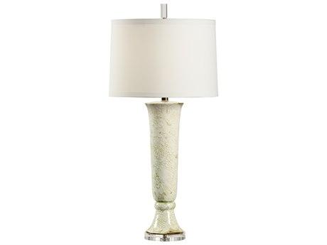 Wildwood Lamps Bartolo Green Buffet Lamp WL17188