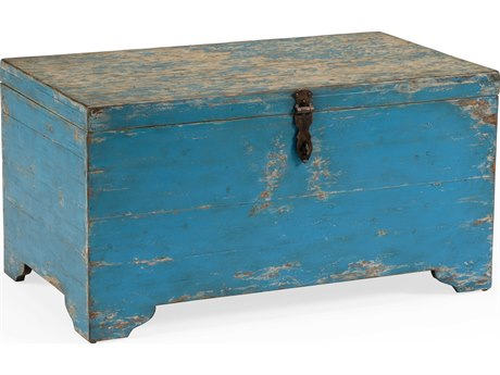 Wildwood Lamps Weathered Teal Trunk WL490338