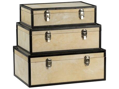 Wildwood Lamps Bronson Boxes (Set of 3) WL301340