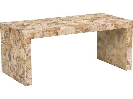 Wildwood Lamps Natural 42'' Wide Rectangular Coffee Table