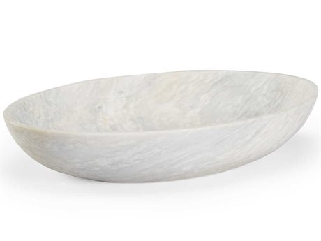 Wildwood Lamps Natural White Decorative Plate WL301744
