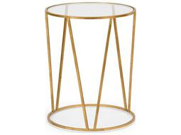 Emery 20'' Wide Round End Table