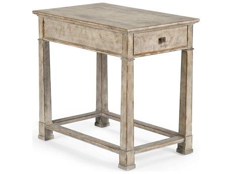 Wildwood Lamps Gravel 18'' Wide Rectangular End Table