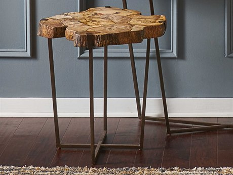 Wildwood Lamps Natural 20'' Wide End Table