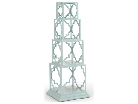 Wildwood Lamps Yarmouth Blue Etagere WL490349