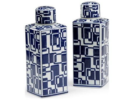 Wildwood Lamps Evelyn Canisters (Set of 2) WL301310