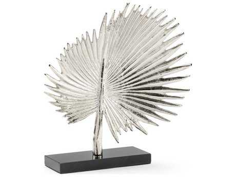 Wildwood Silver Fan Palm Decorate Accent WL301131