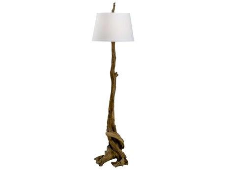 Wildwood Lamps Oakwood 1-light Floor Lamp