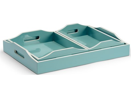 Wildwood Lamps Lexie Spa Tray(Set of 3) WL301323