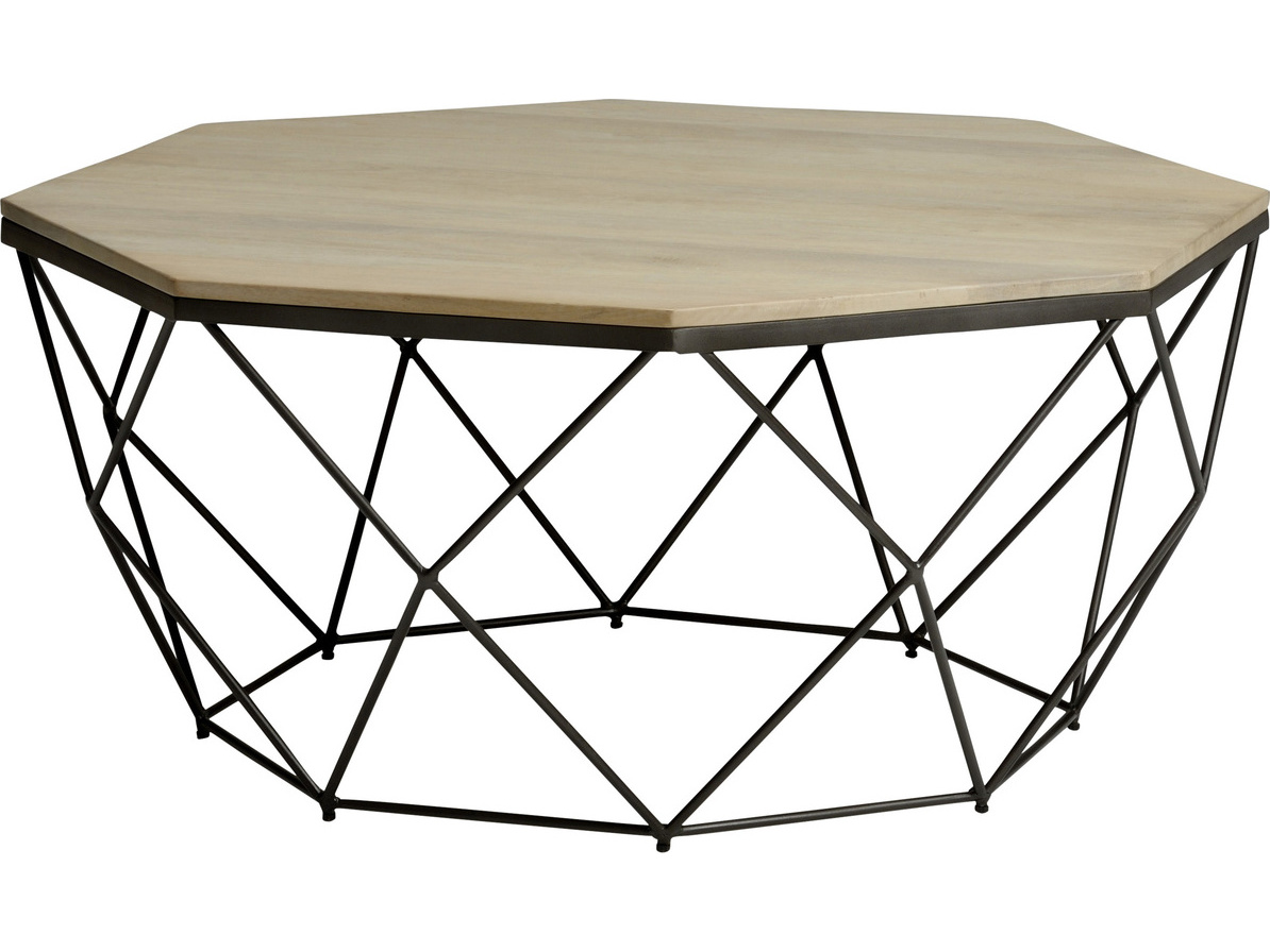 - Wildwood Lamps Octo 40'' Wide Octagon Coffee Table WL490087