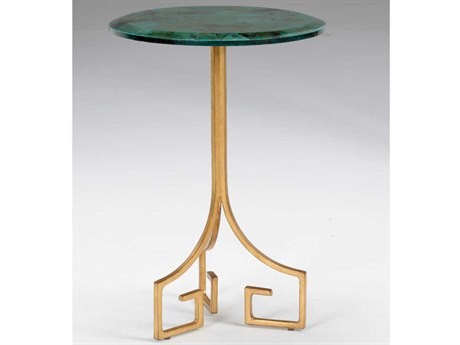 Wildwood Lamps 15'' Wide Round Pedestal Table WL490140