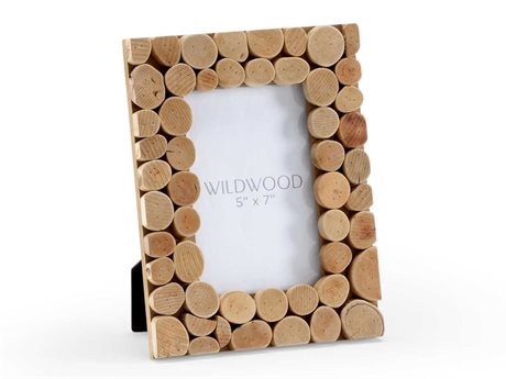 Wildwood Lamps Natural / Copper Picture Frame WL301764
