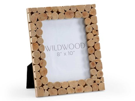 Wildwood Lamps Natural / Copper Picture Frame WL301765