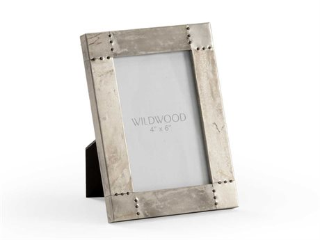 Wildwood Lamps Silver Picture Frame WL301766