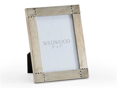 Wildwood Lamps Silver Picture Frame WL301767