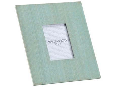 Wildwood Lamps Seafoam Picture Frame WL301779