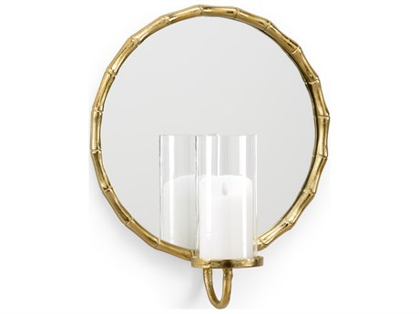 Wildwood Lamps Portal Candle Sconce