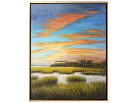 Wildwood Lamps Salt Canvas Wall Art WL395084