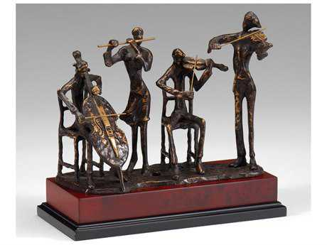 Wildwood Lamps Quartet Sculpture WL292287
