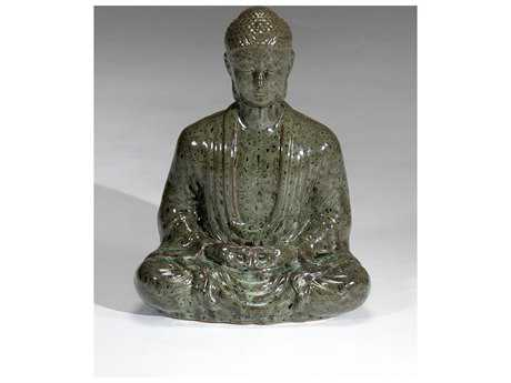 Wildwood Lamps Buddha Ceramic Sculpture WL300064