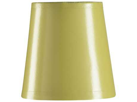 Wildwood Lamps Black Paper Tortoise Flame Clip Split Chandelier WL24018