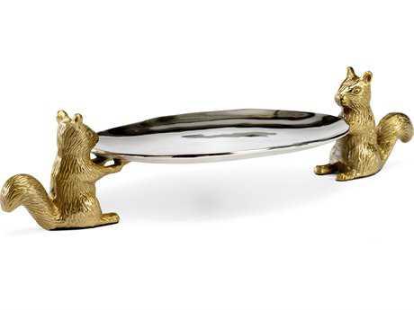Wildwood Squirrel Platter WL301176