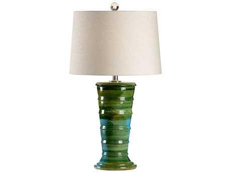Wildwood Lamps Amalfi Lamp - Aquamarine WL17166