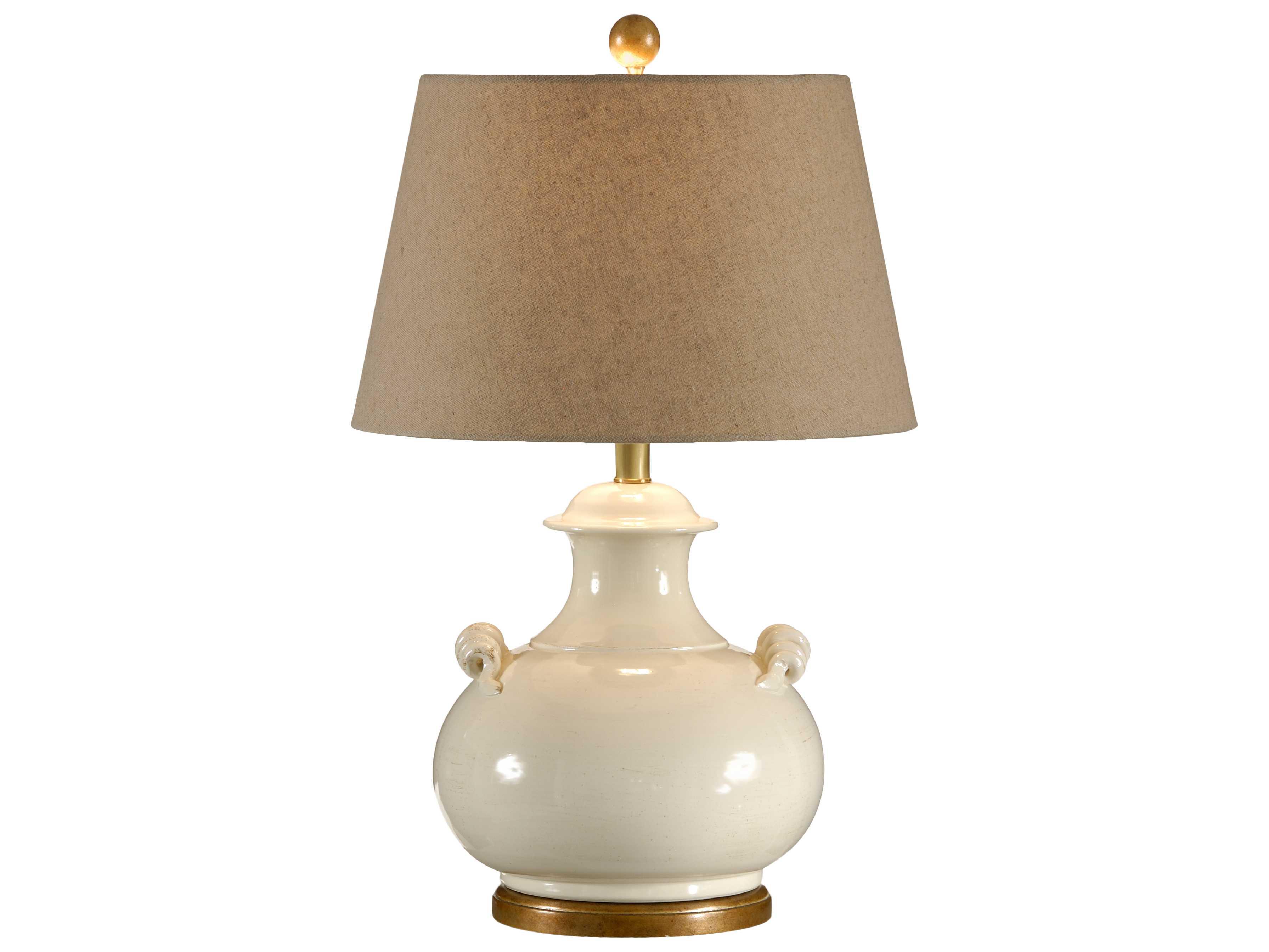 Wildwood Lamps Florentine Ceramic Niccolo Table Lamp