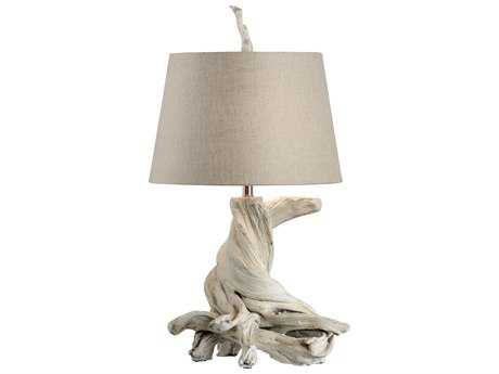 Wildwood Lamps Olmsted Lamp - Whitewash WL23328