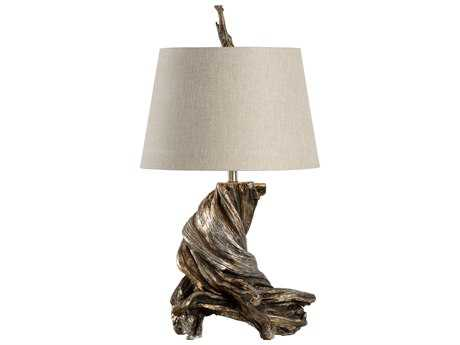 Wildwood Lamps Olmsted Lamp - Silver
