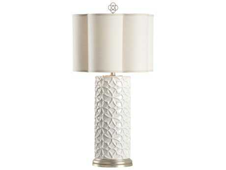 Wildwood Lamps Cornelia Lamp - Snow WL23346