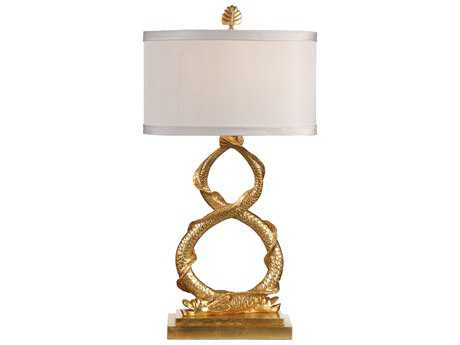 Wildwood Lamps Dahl Regent Cast Composite Table Lamp
