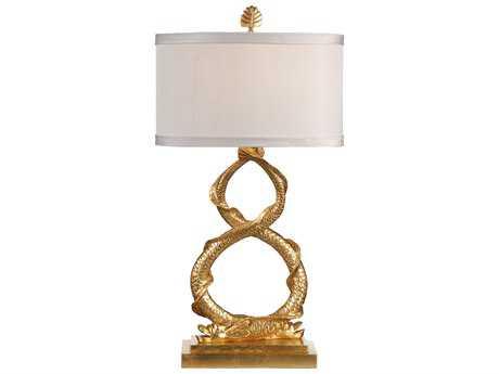 Wildwood Lamps Dahl Regent Cast Composite Table Lamp WL260002