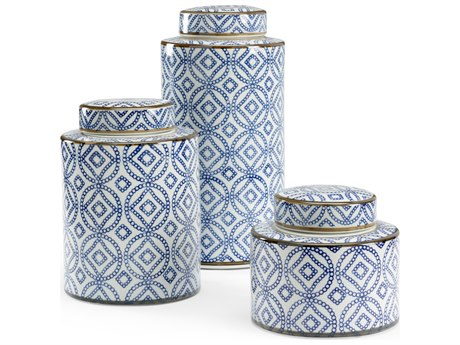 Wildwood Lamps Thelma Canisters (Set of 3) WL301309