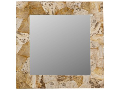 Wildwood Lamps Natural / Beveled Wall Mirror WL301566