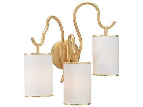 Wildwood Lamps Zelda Sconce - Gold WL65547