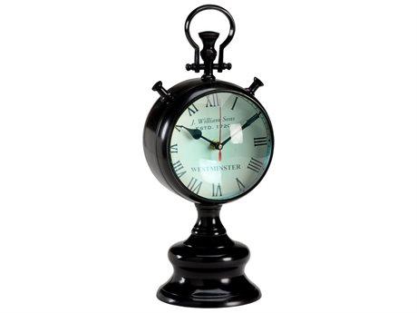 Wildwood Lamps Westminister Dark Bronze Clock