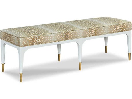 Woodbridge Furniture Alabaster Accent Bench WBF729568