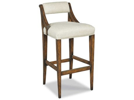 Woodbridge Furniture Bordeaux Side Bar Height Stool
