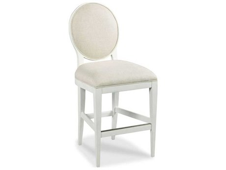 Woodbridge Furniture Alabaster Side Bar Height Stool